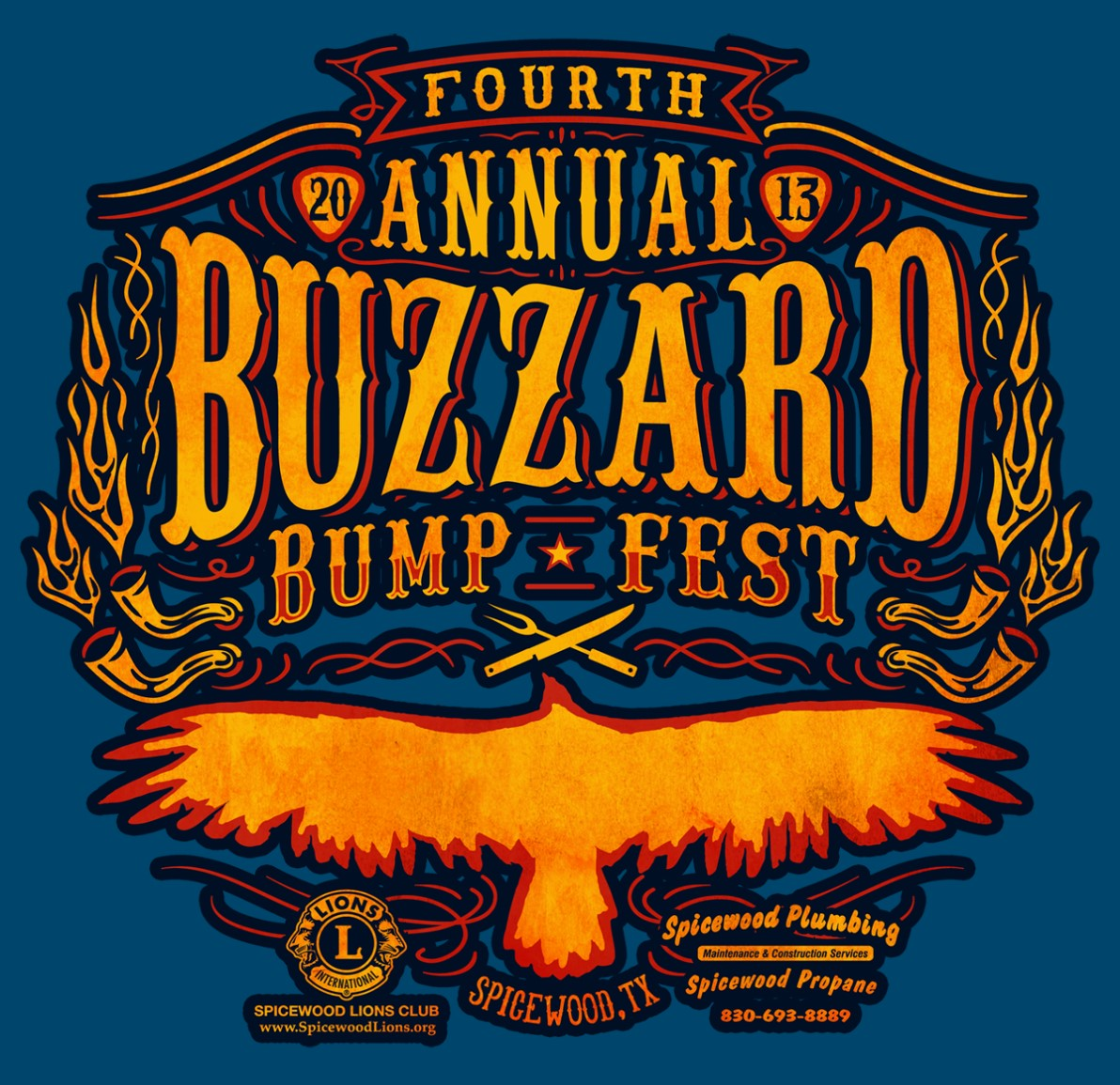 Click to go to the Buzzard Bump website
